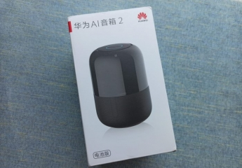 【金测评】华为AI音箱2电池版:智慧生活,小艺陪你!