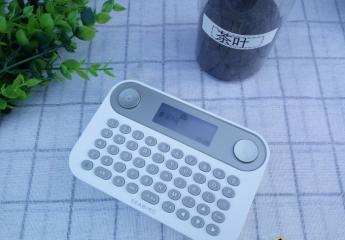 【金测评】海鸟贴纸打印机P1-2B按键版体验:整理分类小能手