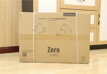 【金测评】云米零冷水燃气热水器S1吕布款体验:即开即热,不用放冷水!