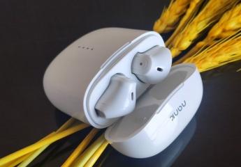 【金测评】【视频】南卡Lite真无线蓝牙耳机 轻体验:颜值爆表 双耳双麦 女生最爱