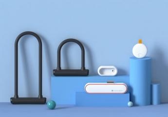 【金测评】试用第159期 易锁宝智能蓝牙U型锁/抽屉柜开关E/防丢器套装免费试用