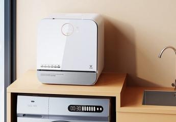 【金测评】试用第162期 云米免安装台面洗碗机Suger A1免费试用