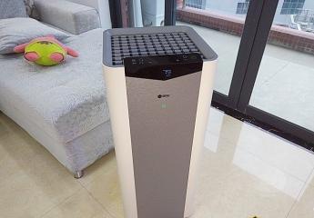 【金测评】352空气净化器X50S体验:安静、智能、净化实力强大