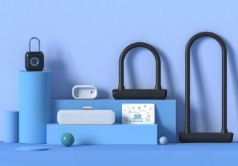 【金测评】试用第174期  易锁宝智能感应柜锁/蓝牙U型锁/指纹挂锁套装免费试用