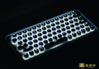 【金测评】雷柏ralemo Pre 5多模无线机械键盘体验:连接5台MacBook或iPhone,黑暗中的王者