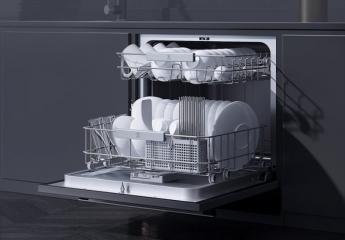 【金测评】试用第195期 云米互联网洗碗机Iron X1(8套)免费试用