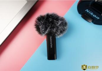 【金测评】塞宾SmartMike Silver无线麦克风评测:拍视频收音效果好,降噪能力强