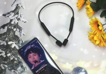 【金测评】南卡Runner Pro骨传导蓝牙耳机:自由播放舒适体验