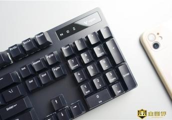 【金测评】雷柏V500PRO无线机械键盘体验,百元性价比,纯正的机械游戏键盘