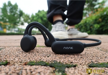 【金测评】南卡的Runner Pro骨传导耳机体验, 这是一款为运动而生的耳机