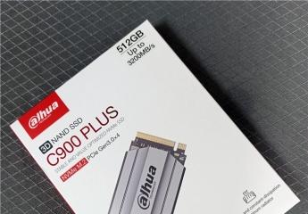 【金测评】大华C900 PLUS系列固态硬盘:存储界的真香定律