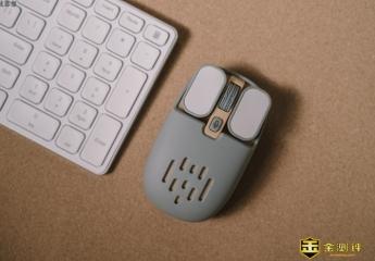 【金测评】咪鼠智能语音鼠标S5B上手:支持语音打字,翻译也很在行
