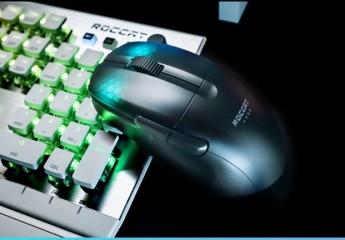 【金测评】试用第269期 ROCCAT冰豹魔幻豹KONE PRO AIR无线职业版电竞鼠标免费试用