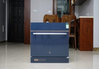 密码保护:【金测评】云米AI洗碗机IronA1(AI消毒除菌版)体验:性价比极高,去污能力不减