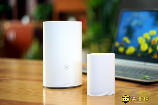 华为Q2 Pro子母路由器:150平全屋WiFi覆盖无死角