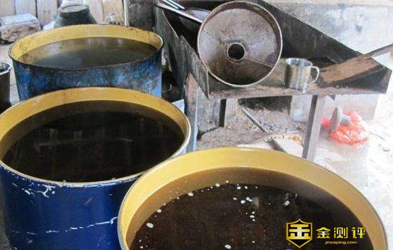 潲水油是什么?潲水油的用途