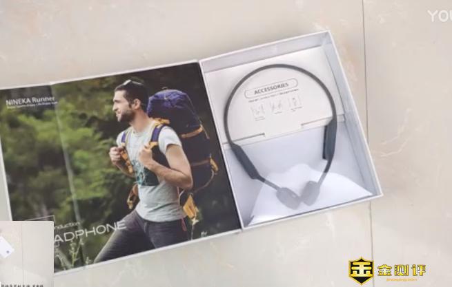 【金测评】【视频】南卡骨传导耳机试用:久戴不痛,不伤听力的耳机