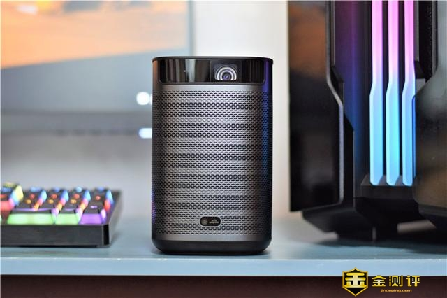 小巧便携,1080P超大电池,极米Play超悦版投影值得买吗