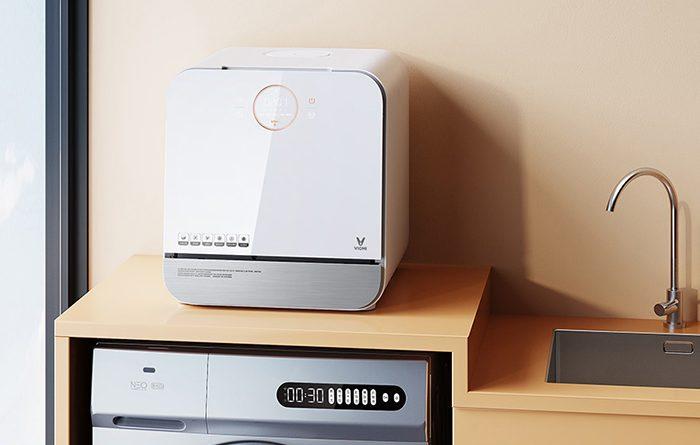 【金测评】试用第162期 云米台面洗碗机Suger免费试用