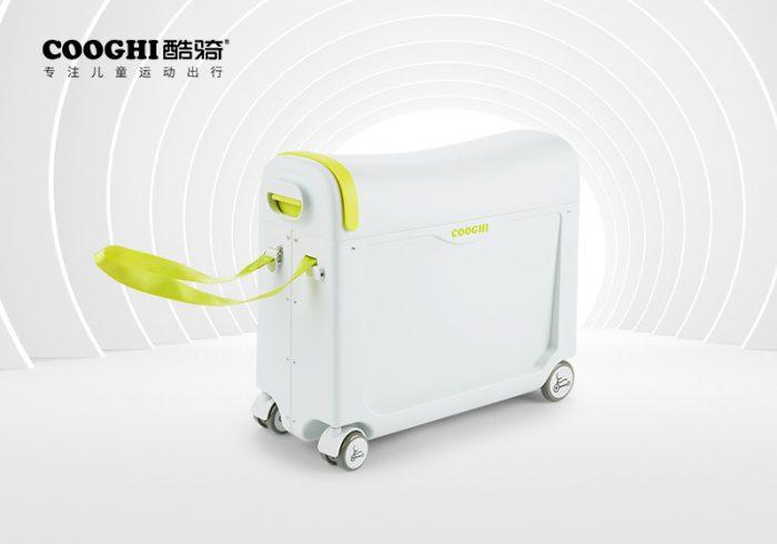 【金测评】试用第172期 酷骑L系列儿童行李箱免费试用